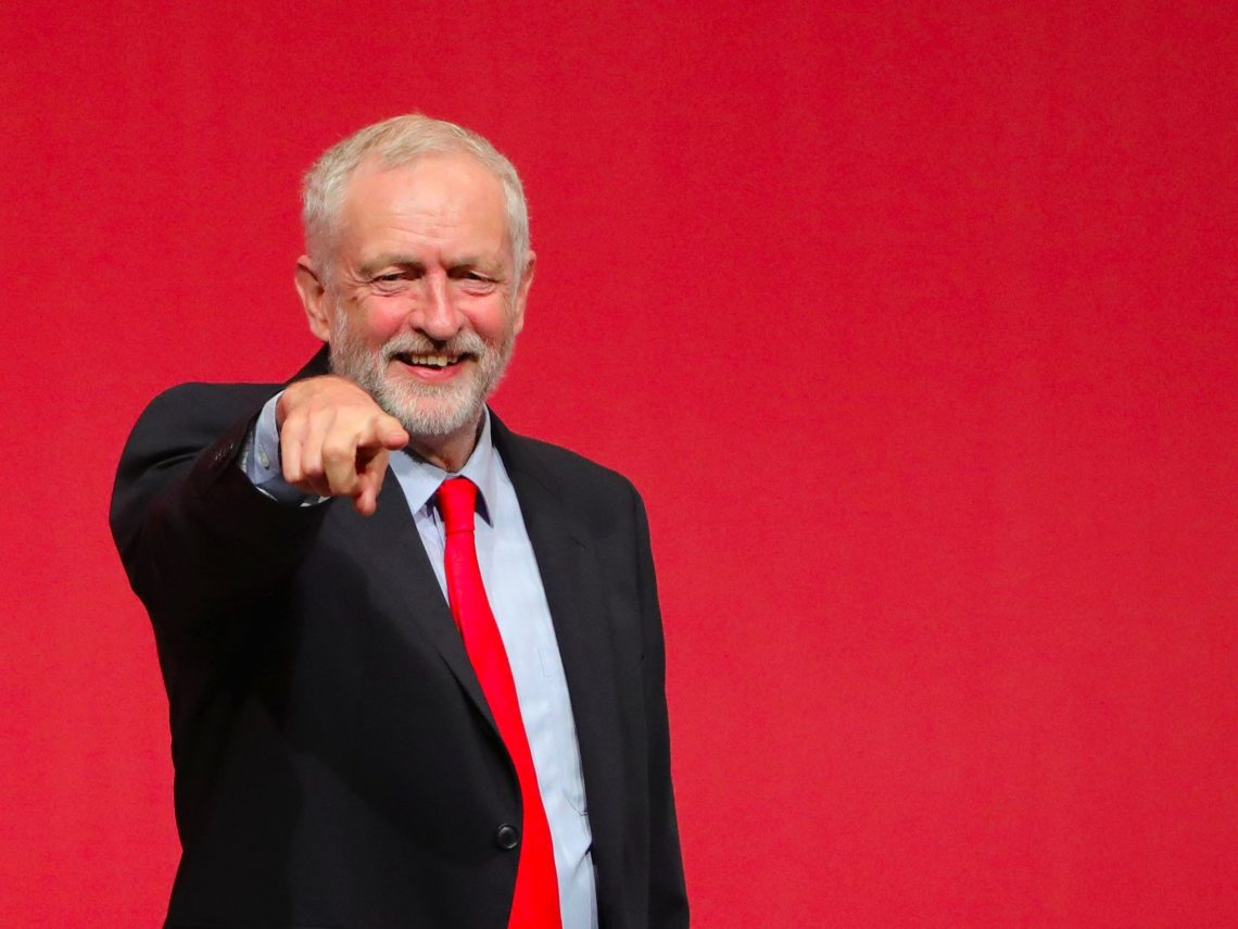 Corbyn ha messo in campo una strategia populista di sinistra