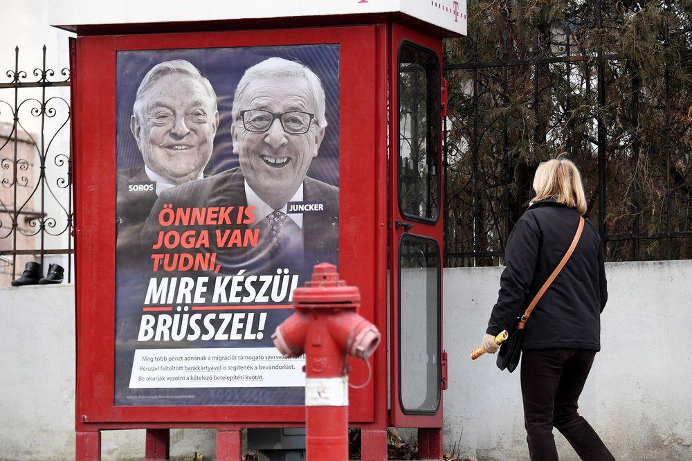 Orbàn: lo Juncker ungherese