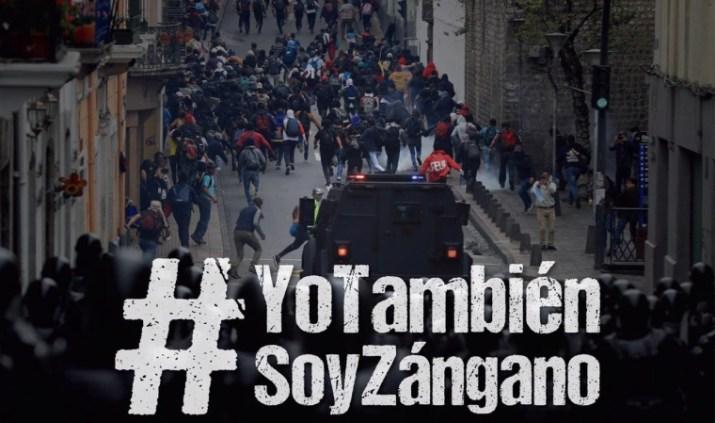 "Ecuador: ""revolución de los zánganos"" contro Moreno"