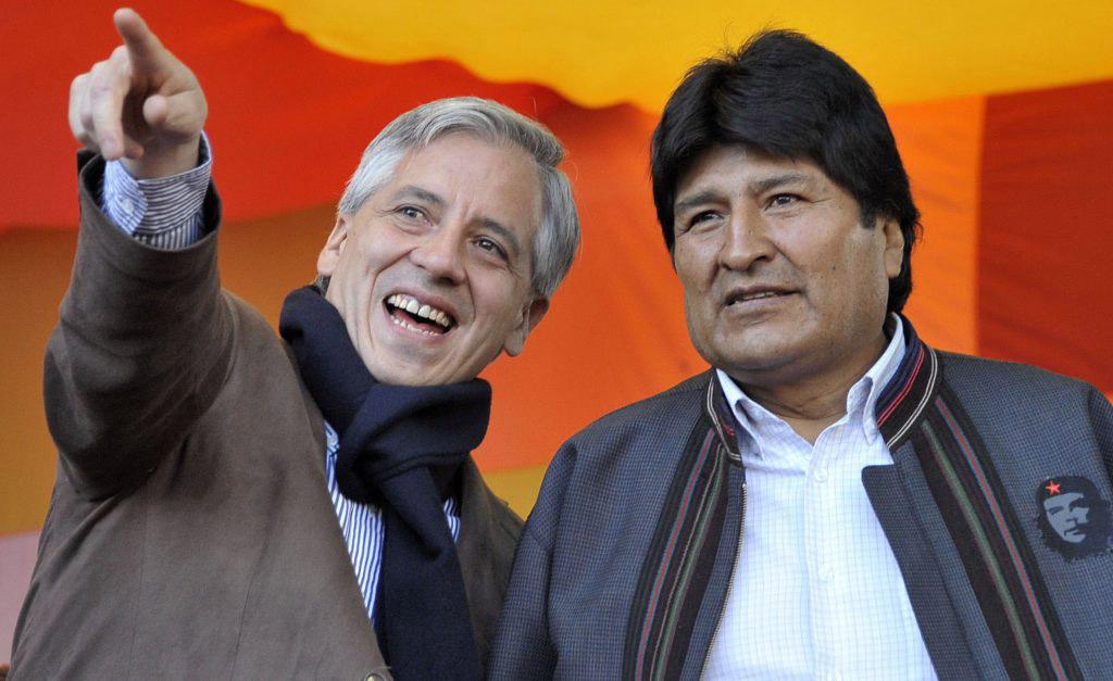 La marea rosa latinoamericana non è finita. Intervista a Álvaro García Linera