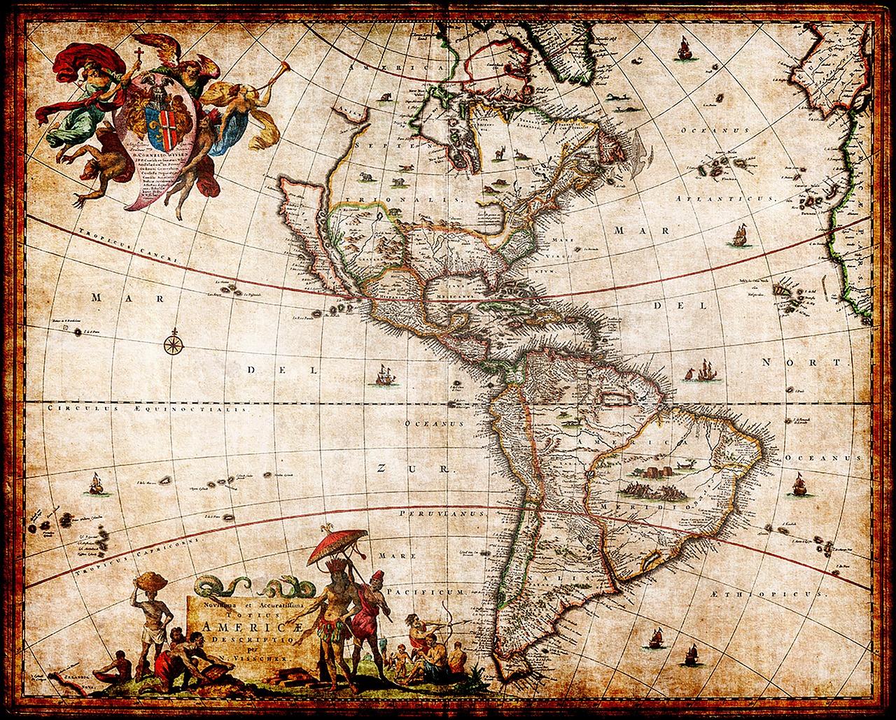 America Latina: primavera e inverno