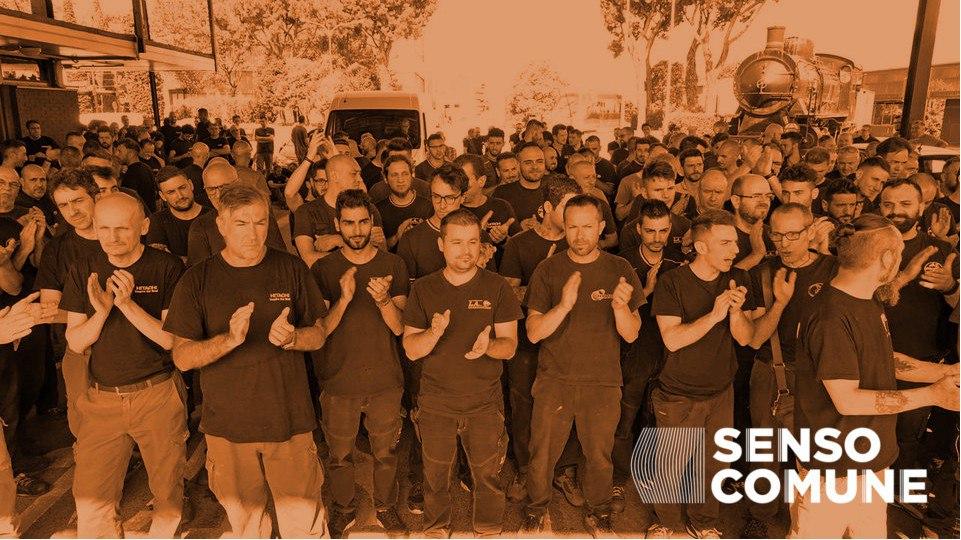 All'Hitachi di Pistoia sciopero per la salute