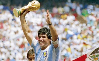 Maradona: genio e sregolatezza