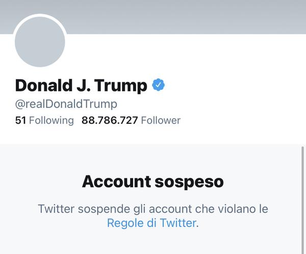 Social, trump